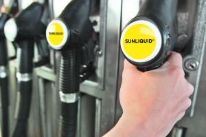 Climate-friendly fuel